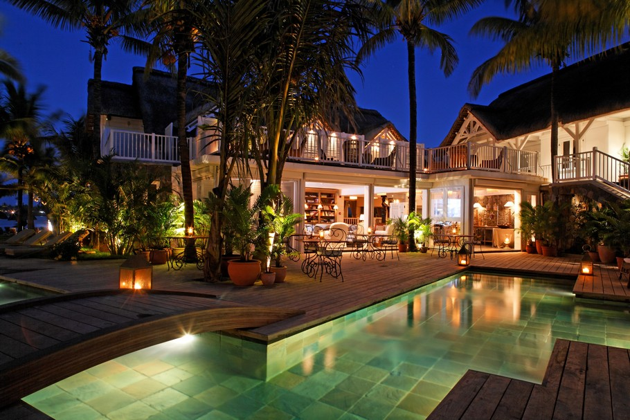 The luxury boutique hotel 20 sud mauritius adelto adelto for Design hotel mauritius