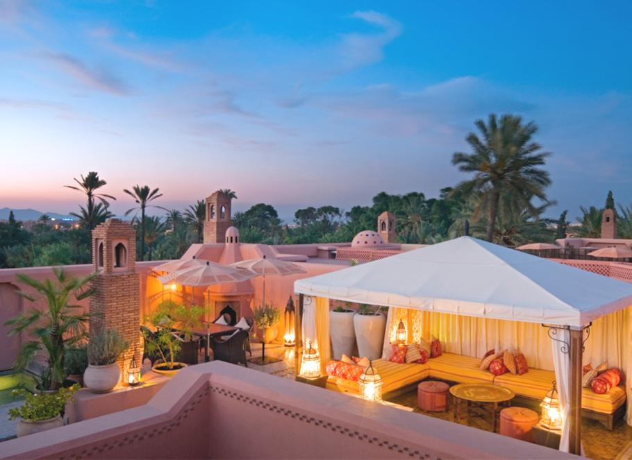 Luxury-Hotel-Royal-Mansour-Marrakech-Morocco 13