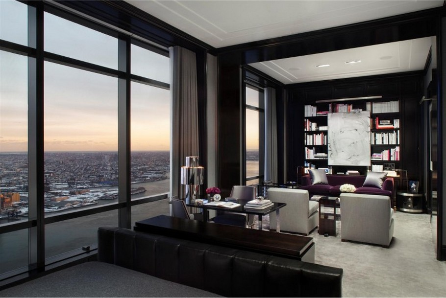 2 77th Floor Penthouse in the Trump World Tower
