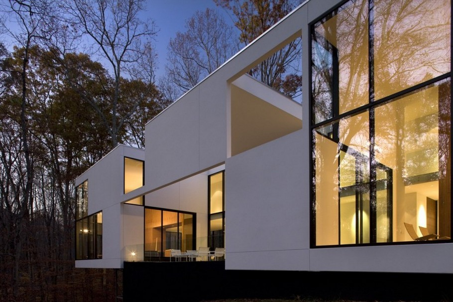 4 Graticule House by David Jameson Architect