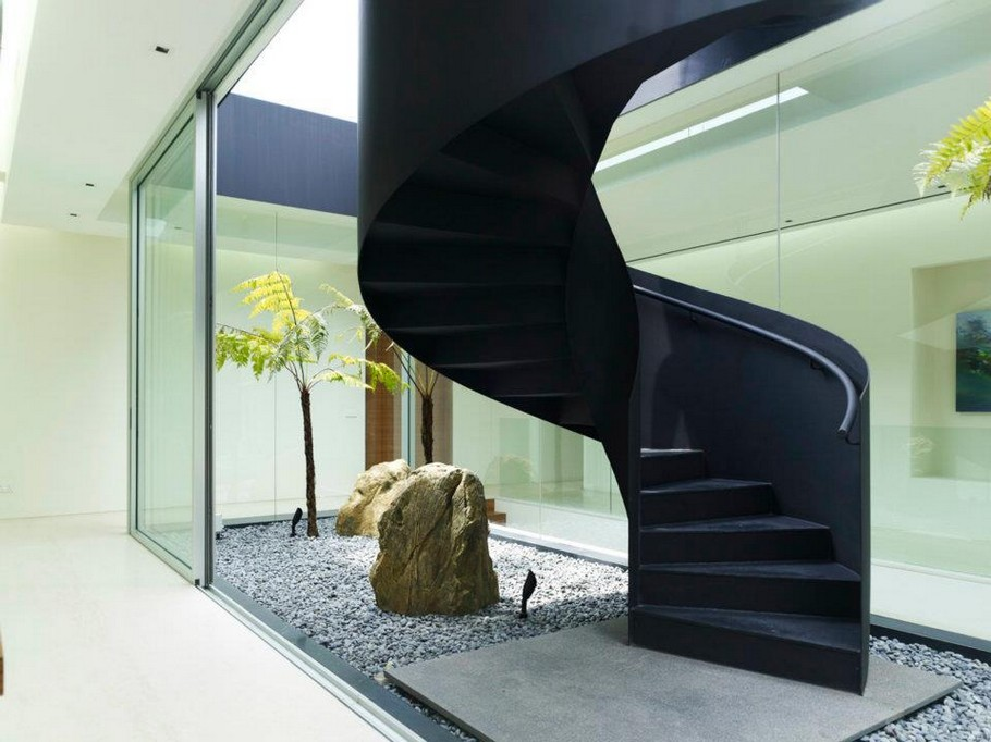 The Luxury JKC1 House in Singapore by Ong&Ong (12)