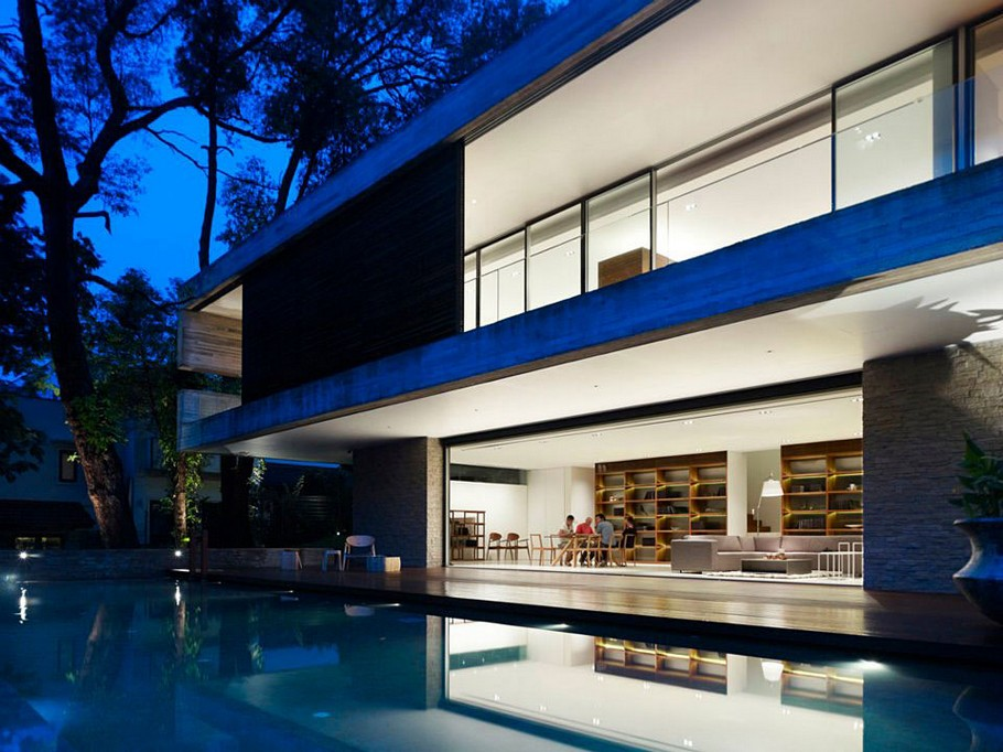 The Luxury JKC1 House in Singapore by Ong&Ong (21)