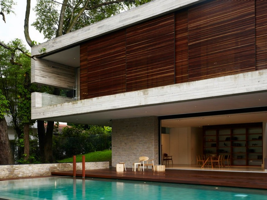 The Luxury JKC1 House in Singapore by Ong&Ong (3)