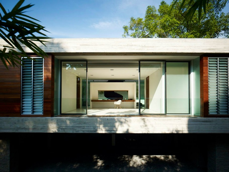 The Luxury JKC1 House in Singapore by Ong&Ong (6)