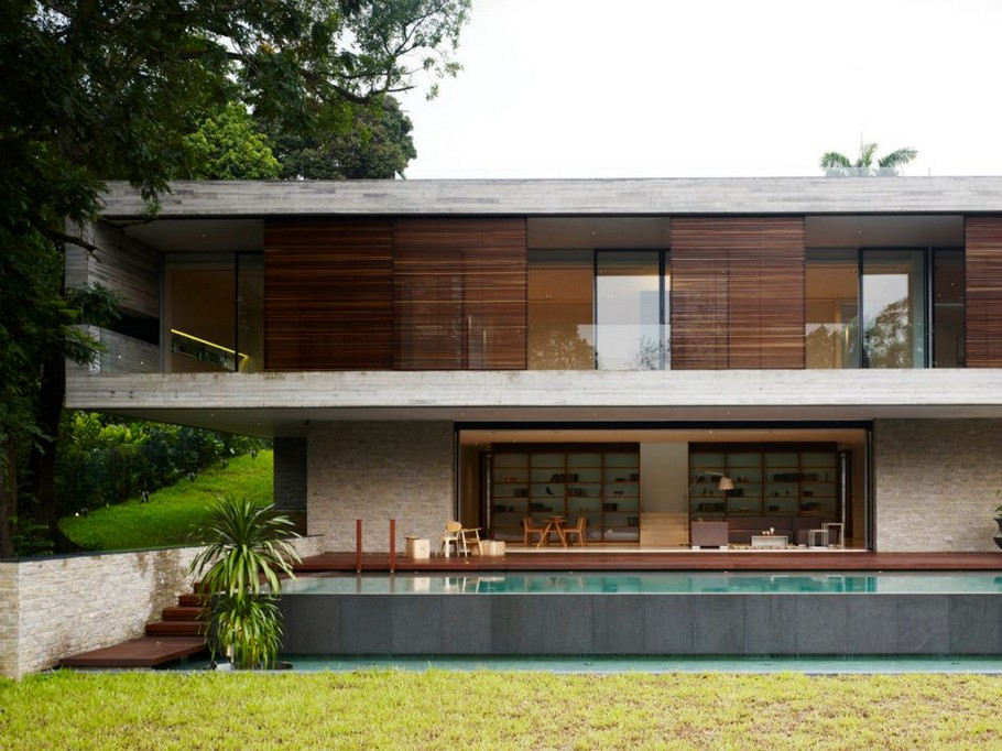 The Luxury JKC1 House in Singapore by Ong&Ong (9)