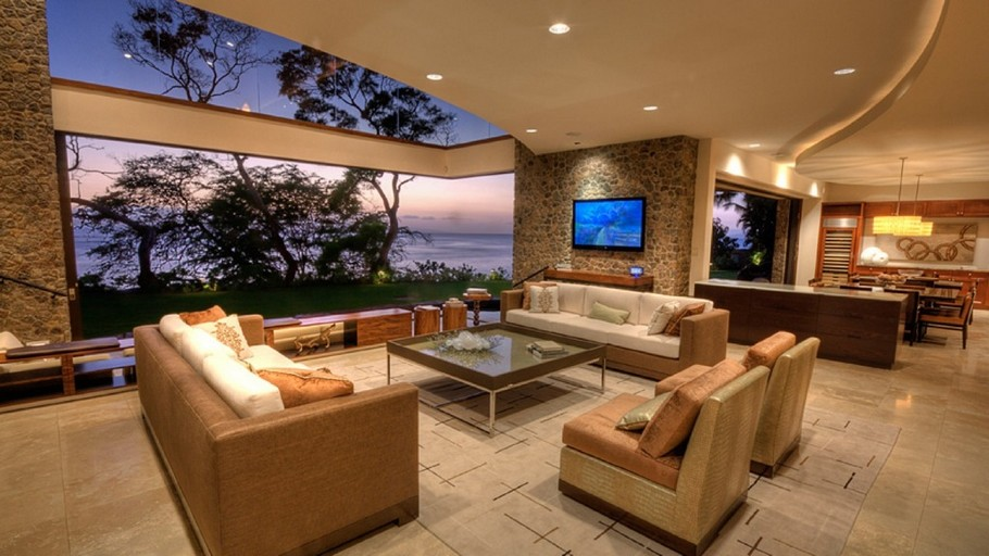 1 Stunning New Luxury Residence in Hawaii by Arri Lecron
