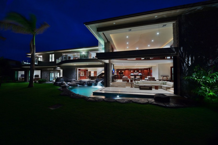 2 Stunning New Luxury Residence in Hawaii by Arri Lecron