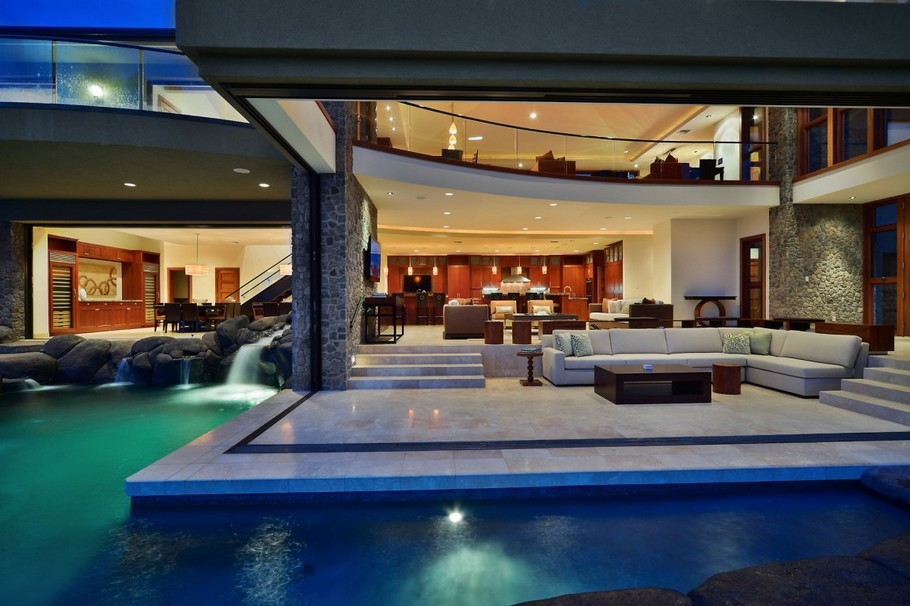 3 Stunning New Luxury Residence in Hawaii by Arri Lecron