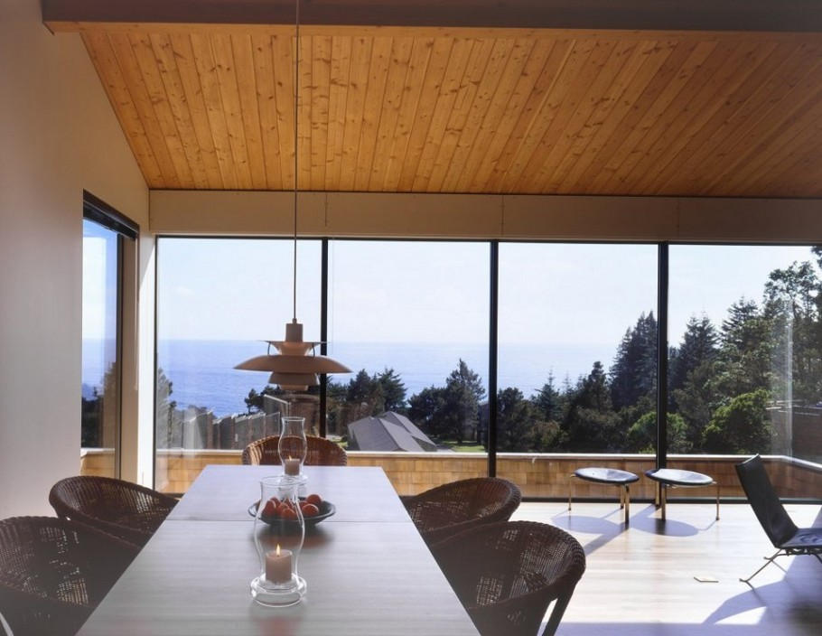 5 Sea Ranch Residence by Todd Verwers Architects
