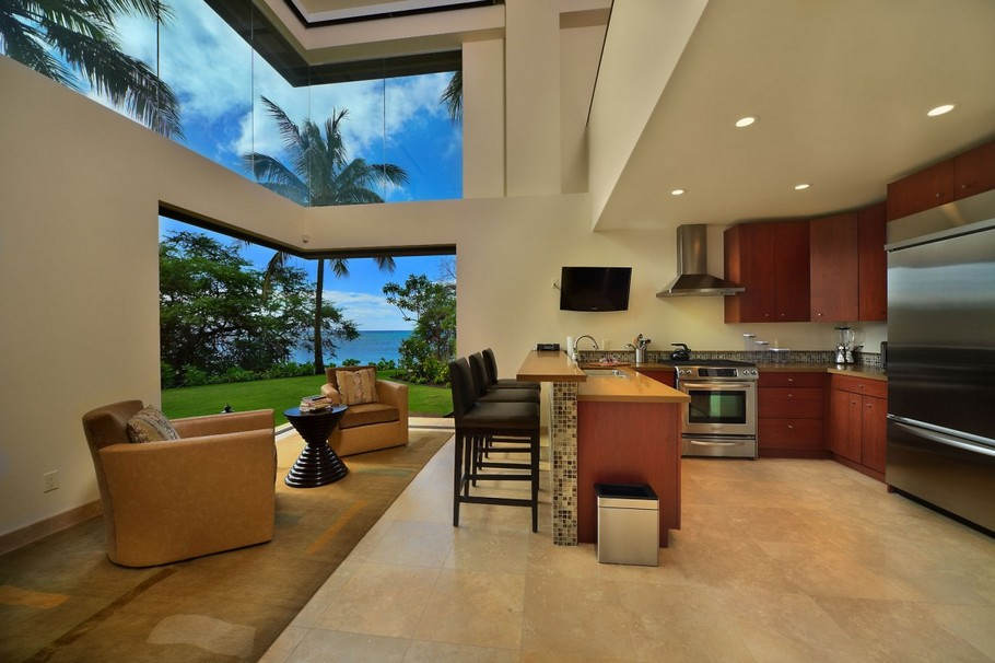 5 Stunning New Luxury Residence in Hawaii by Arri Lecron