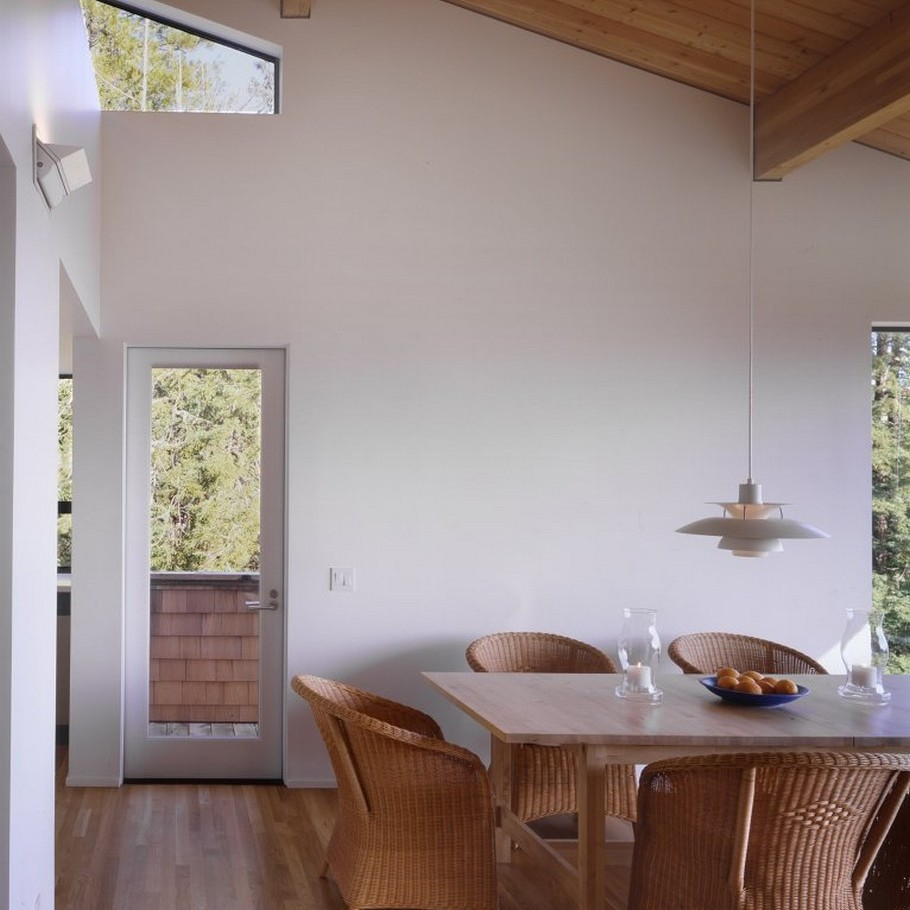 6 Sea Ranch Residence by Todd Verwers Architects