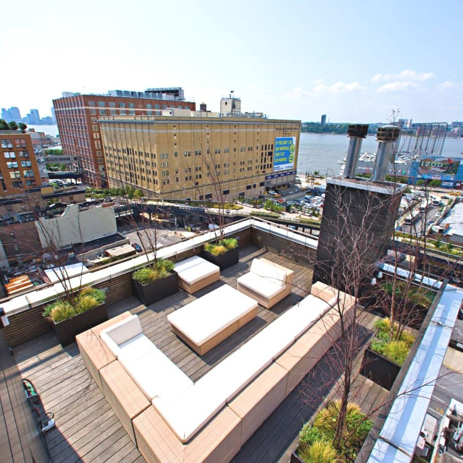 13 Stunning Apartments In New York: Contemporary Rooftop Apartment, New York « Adelto Adelto