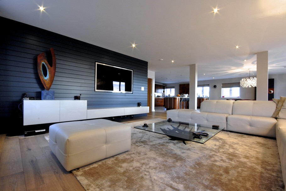 Manchester Penthouse By Curve Interior Design 171 Adelto Adelto