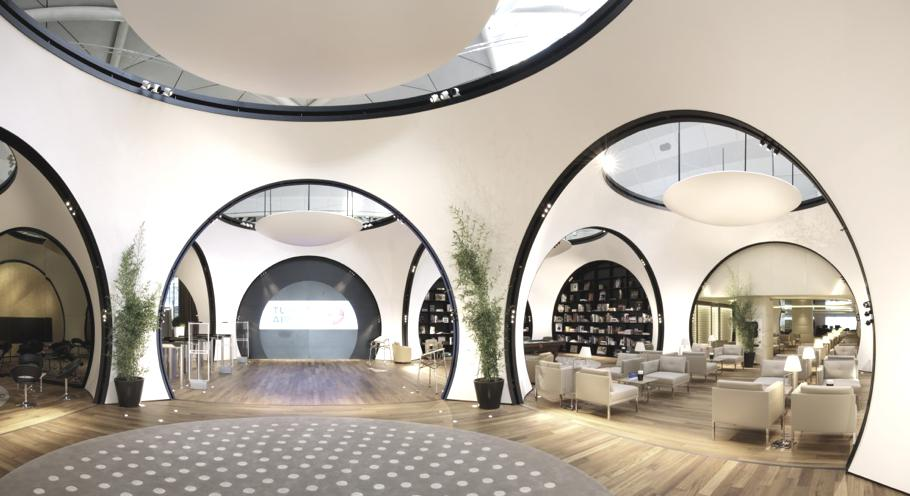 The Chic Turkish Airlines Cip Lounge Istanbul Adelto Adelto