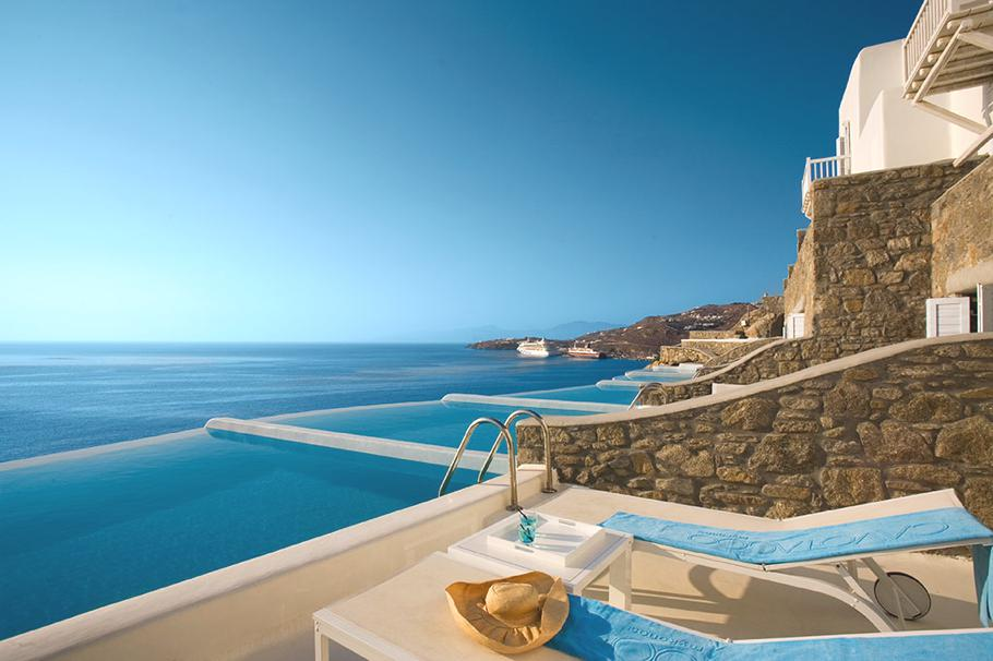 Luxury hotels in mykonos adelto for Top design hotels mykonos