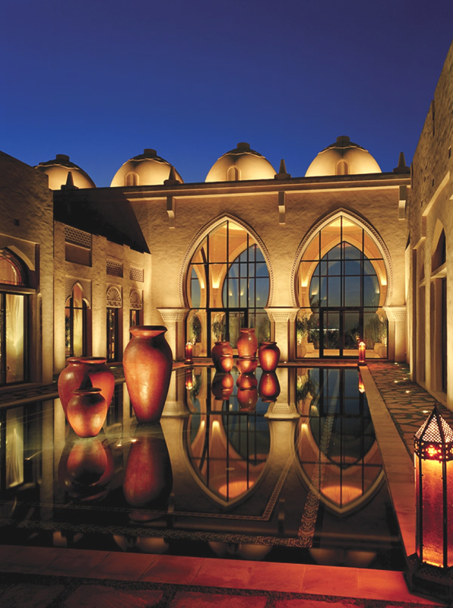 The luxury royal mirage hotel in dubai adelto adelto for Luxury places in dubai