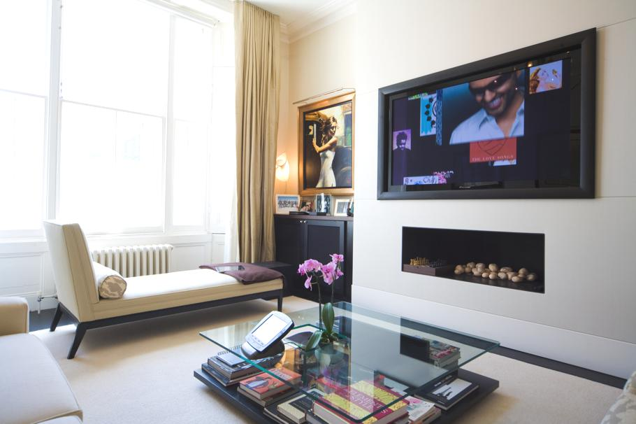 Contemporary chelsea apartment london adelto adelto for Interior design services london
