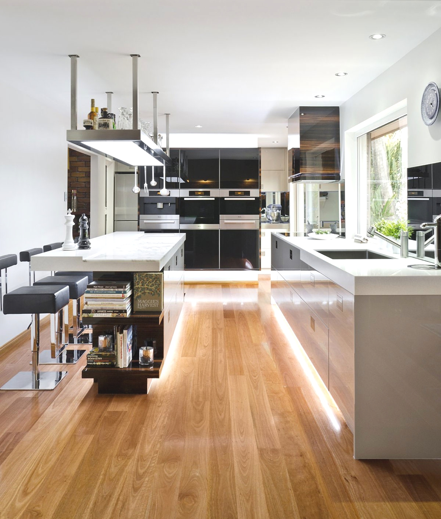 Contemporary australian kitchen design adelto adelto Modern kitchen design ideas