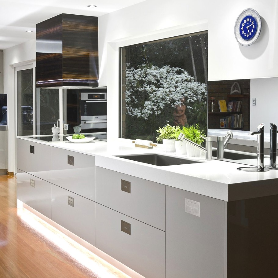Interior Design Kitchen: Contemporary Australian Kitchen Design « Adelto Adelto