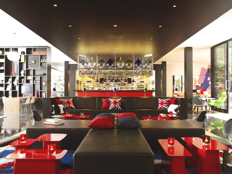 Citizenm london a stylish boutique london hotel adelto for Boutique hotels london
