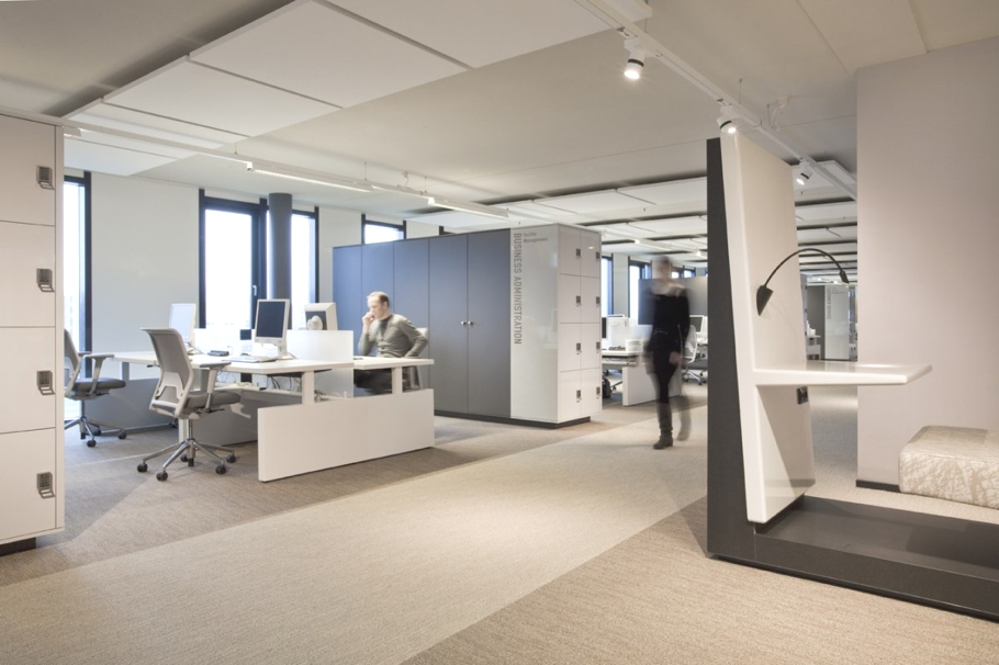 Contemporary Bsh Office The Netherlands Adelto Adelto