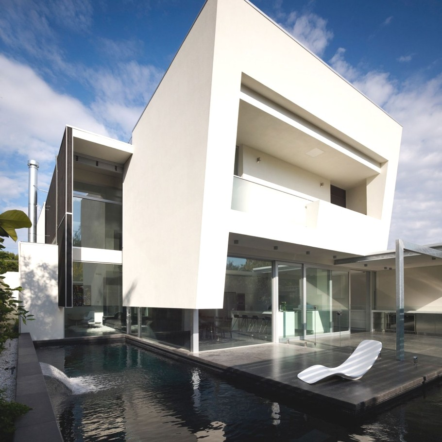 Excellent Contemporary Chic Robinson House Australia Adelto Adelto Largest Home Design Picture Inspirations Pitcheantrous