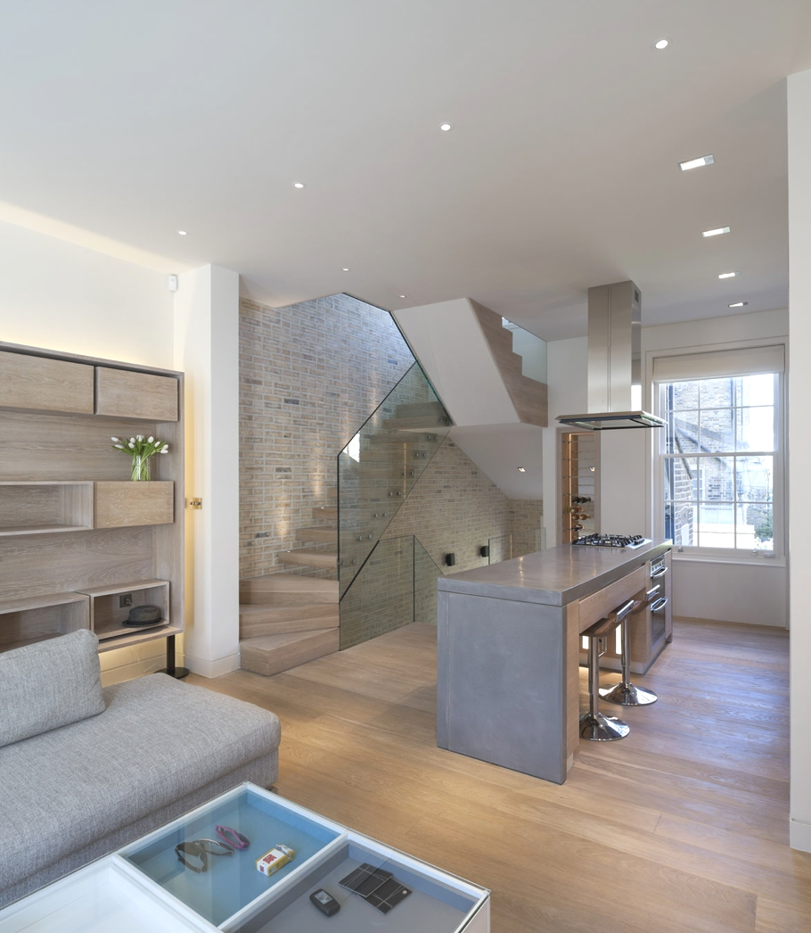 Contemporary Butterfly Loft Apartment London 171 Adelto Adelto