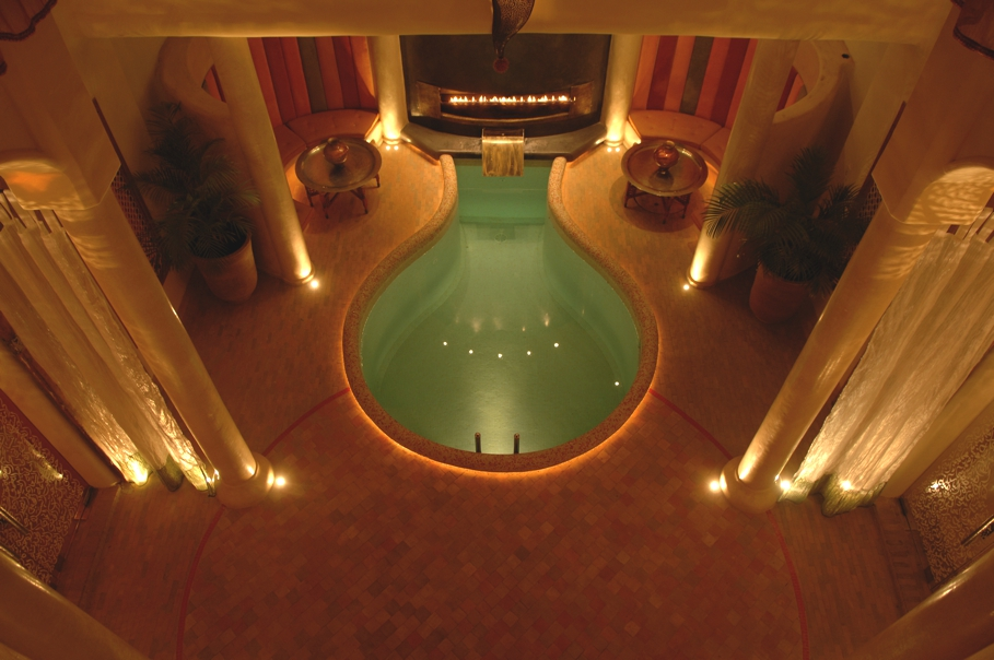 spa review luxury hammam spa afternoon tea maison mk marrakech 171 adelto adelto