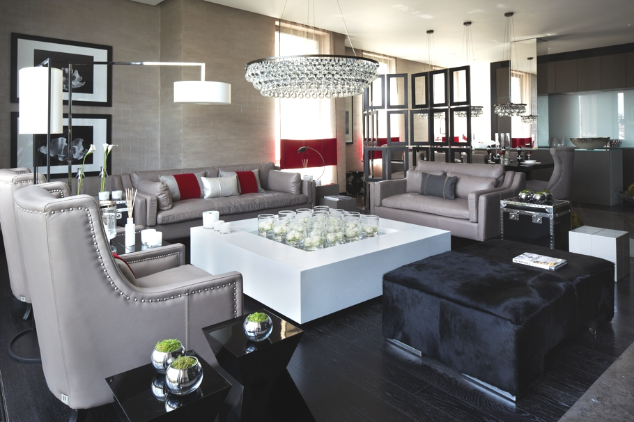 Kelly Hoppen for yoo - Barkli Virgin House, Moscow « Adelto Adelto