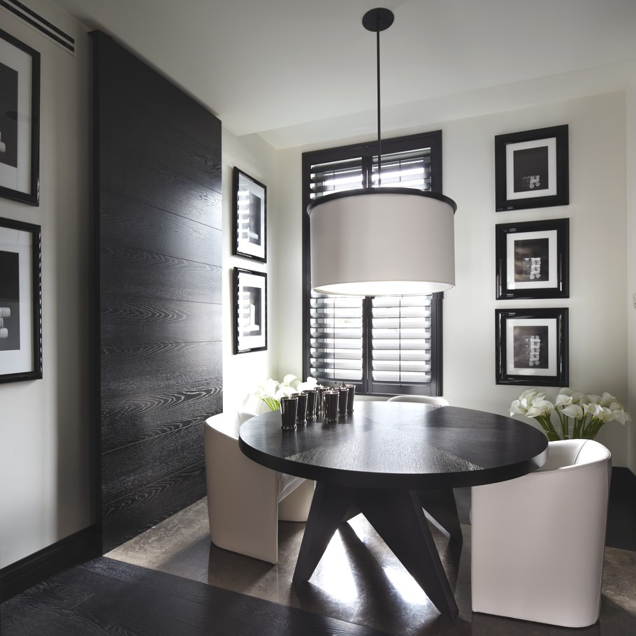 Kelly Hoppen For Yoo Barkli Virgin House Moscow on Townhouse Kitchen Living Room Design