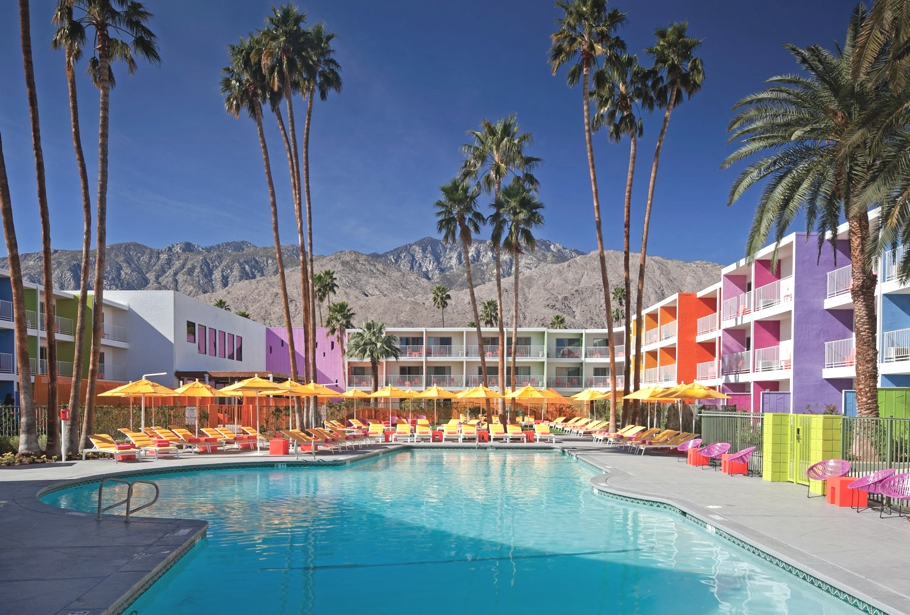 Downtown Palm Springs Luxury Hotels