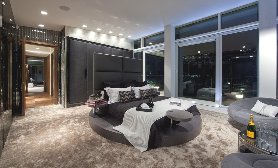 Amazing Contemporary Pavillion Apartment, London Nice Design