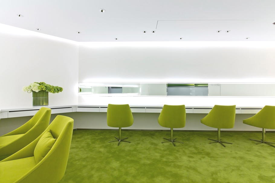 Contemporay Commercial Interior Design Neo Derm Medical