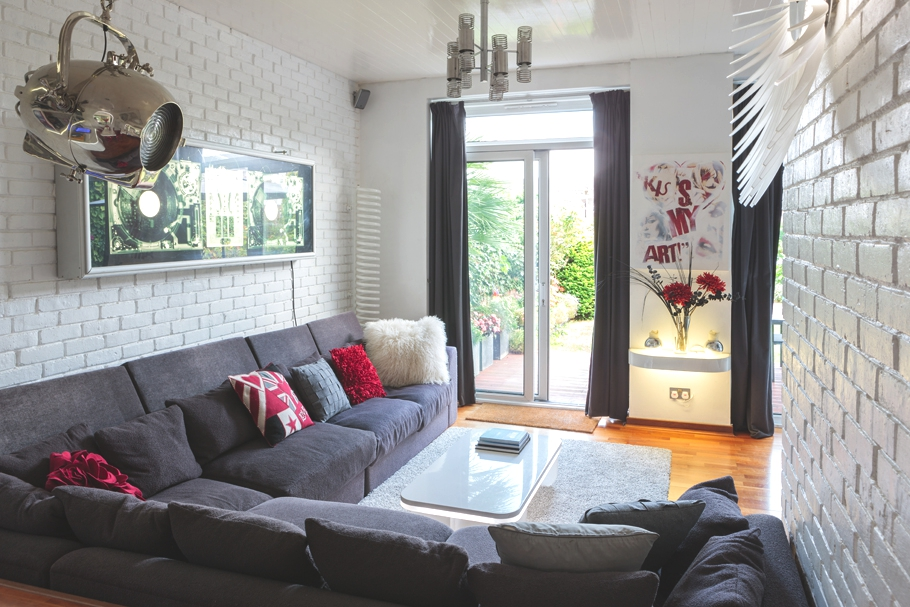 Contemporary Chiswick Quay property, London « Adelto Adelto