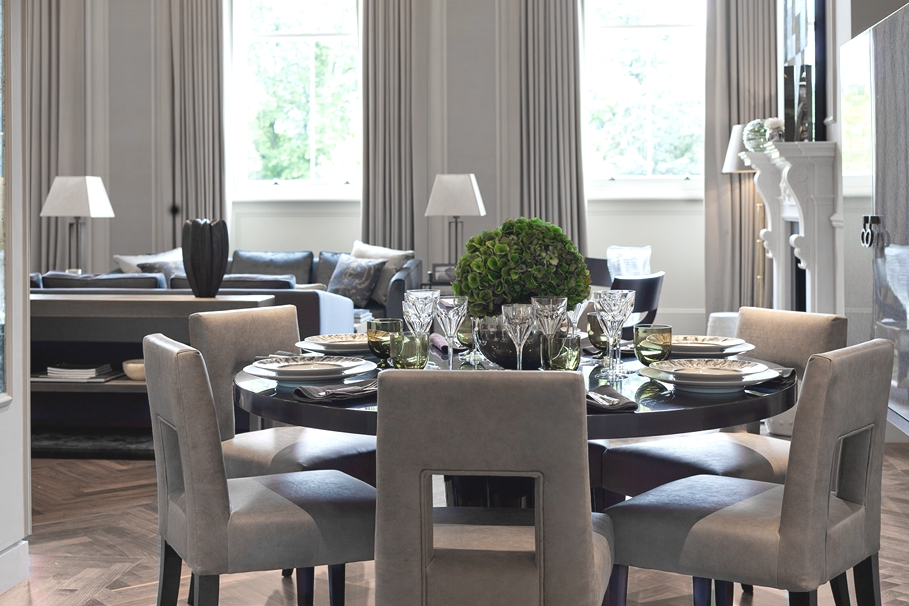 Luxury lancasters hyde park apartment london adelto adelto for High end interior designers london