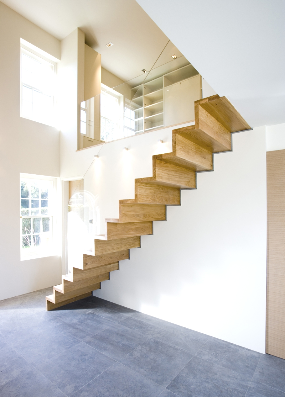 Modern Staircase Design Picture Contemporary Staircase Design Ideas 04