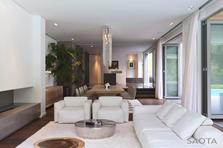 Luxury silverhurst residence cape town adelto adelto for Interior designs south africa