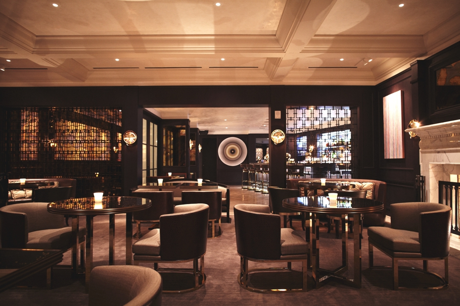 Fine dining at the luxurious hotel bel air adelto adelto for Luxury hotel group