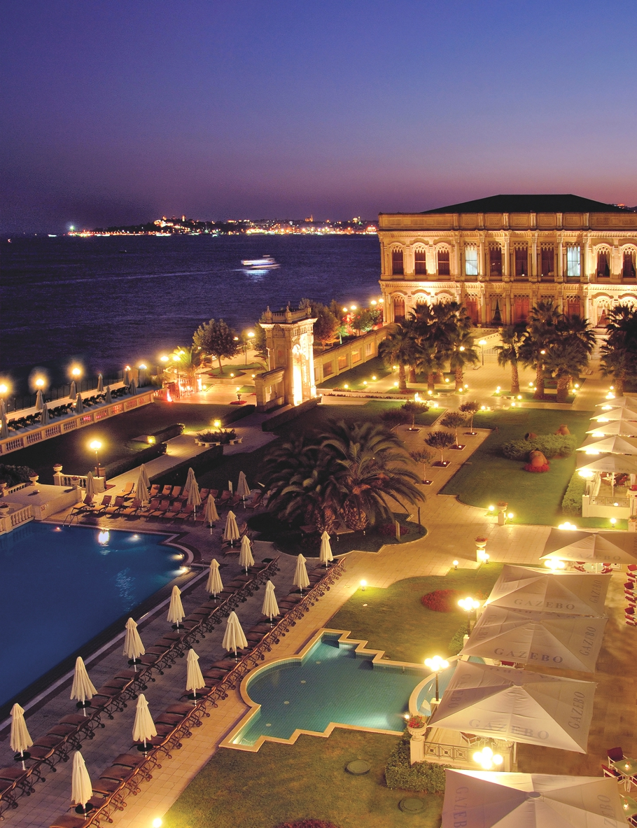 Star Hotels In India