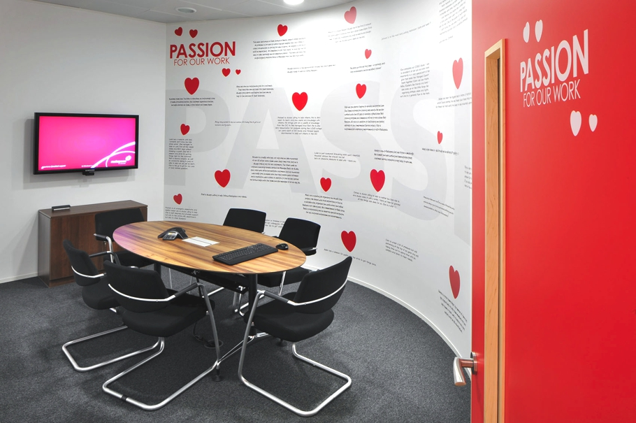 rackspace office morgan lovell. Images Courtesy Of Morgan Lovell. Rackspace Office Morgan Lovell