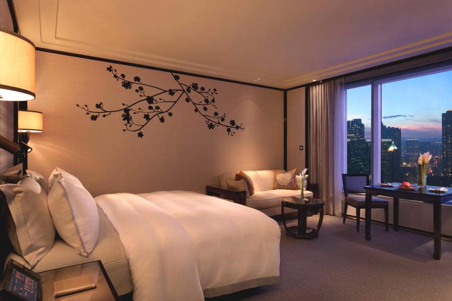 Design Firm Gettys And The Peninsula Hong Kong Redefine