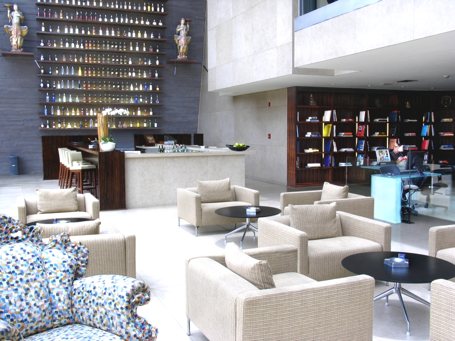 Luxury hotels in sao paulo adelto for Unique luxury hotels