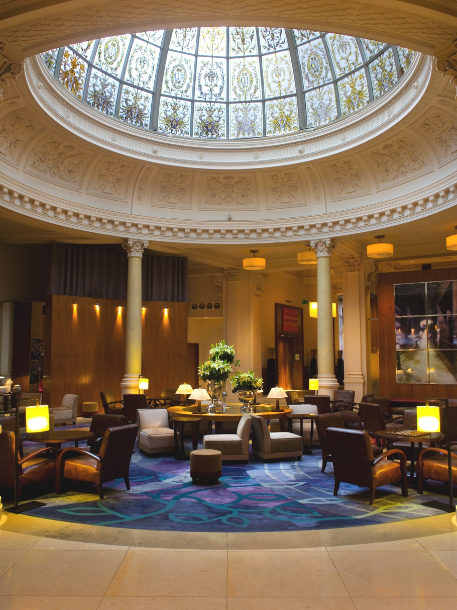Hotel review the unique threadneedles london adelto adelto for Unique luxury hotels