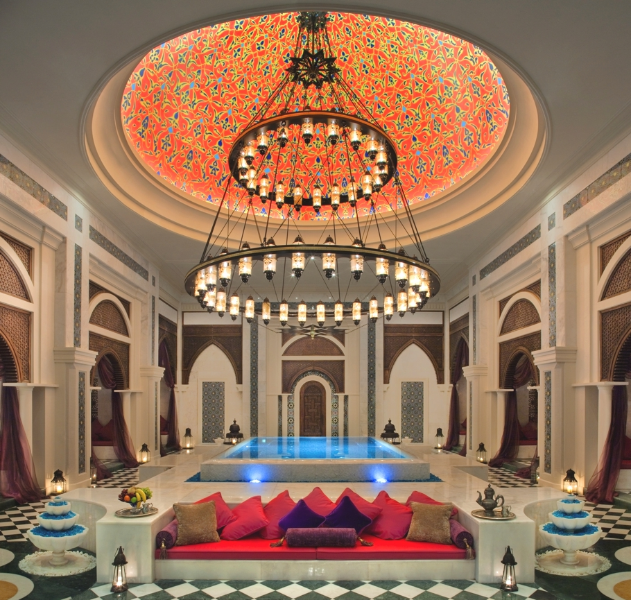 Exclusive Hotel In Dubai: The Luxurious Talise Ottoman Spa In Dubai Adds Romance To
