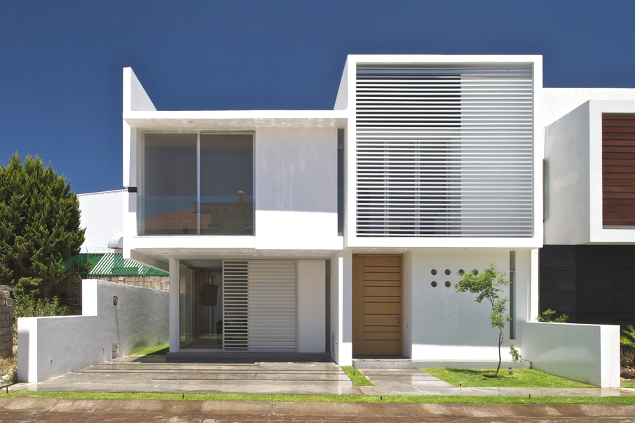 Contemporary architecture design mexico 02 adelto adelto for Latest architectural design