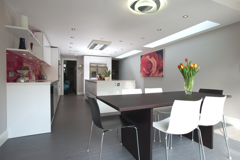 Contemporary Kitchen Design Ideas London 04 Adelto Adelto