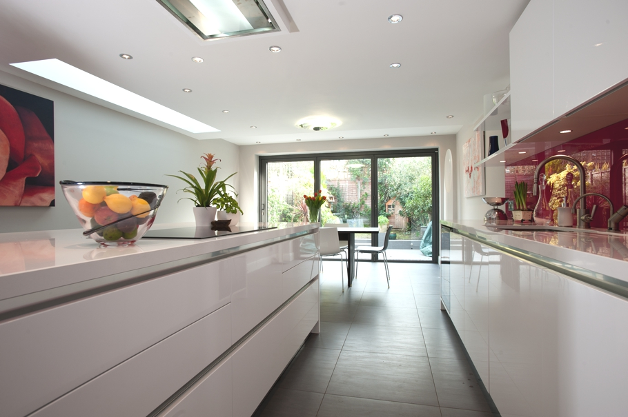 kitchen designs london stylish kitchen design in a modern home 171 adelto adelto 199