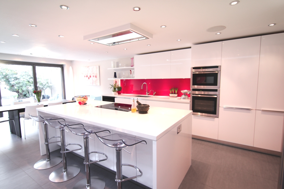 Stylish Kitchen Design In A Modern London Home « Adelto Adelto Part 36