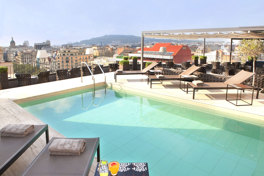 The majestic hotel spa barcelona adelto adelto for Top luxury hotels uk