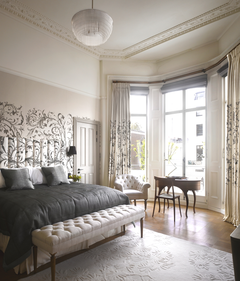 London 39 s new contemporary boutique hotel in the heart of for Top luxury hotels uk